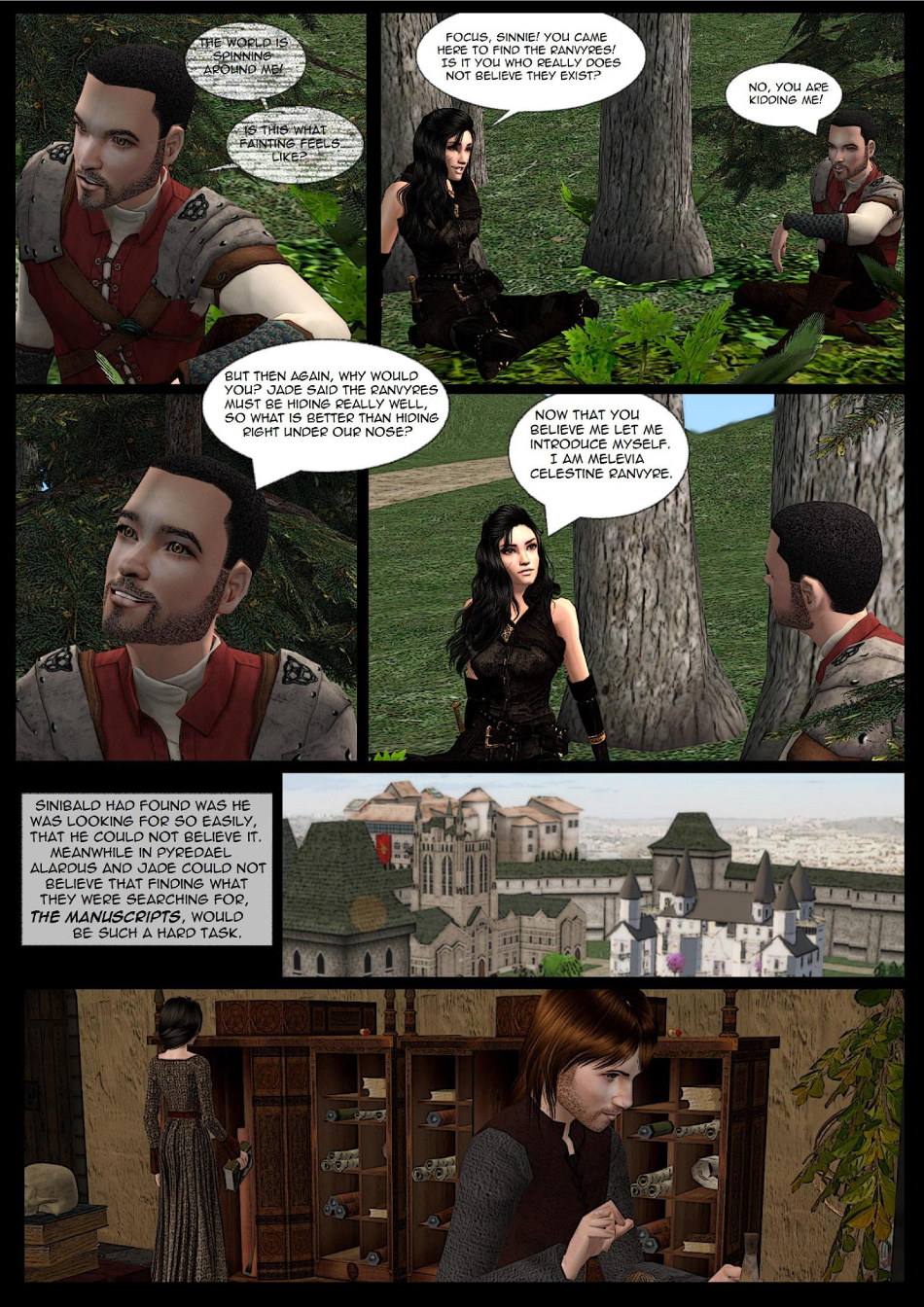 Sharing old stories p14