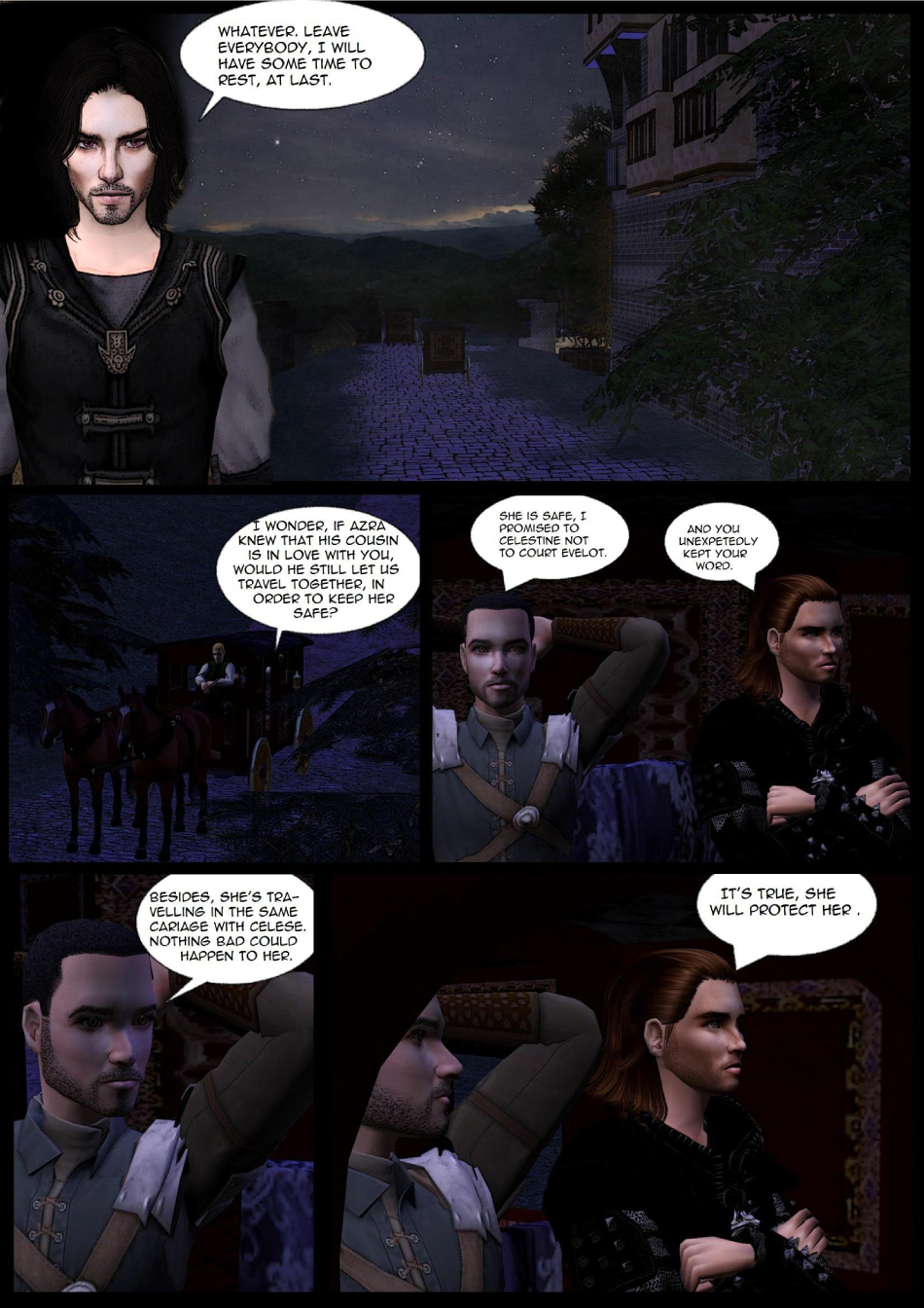 The yearned embrace p.30