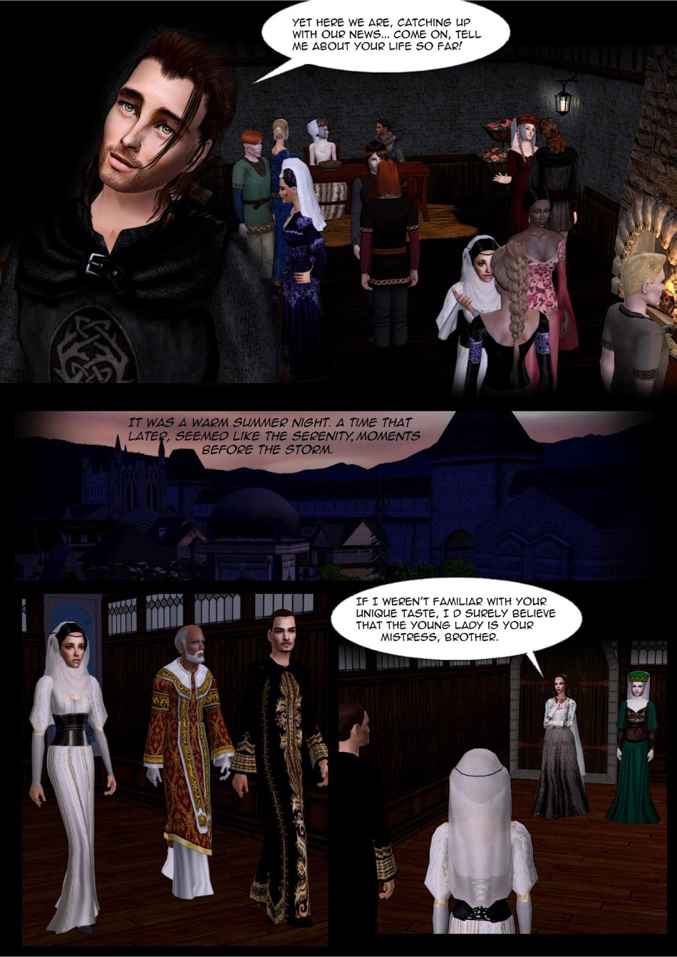 An unwanted guest p15