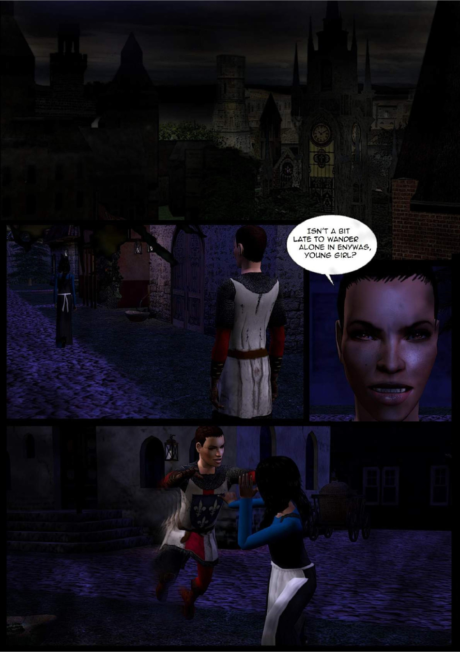 The haunted foundations p4