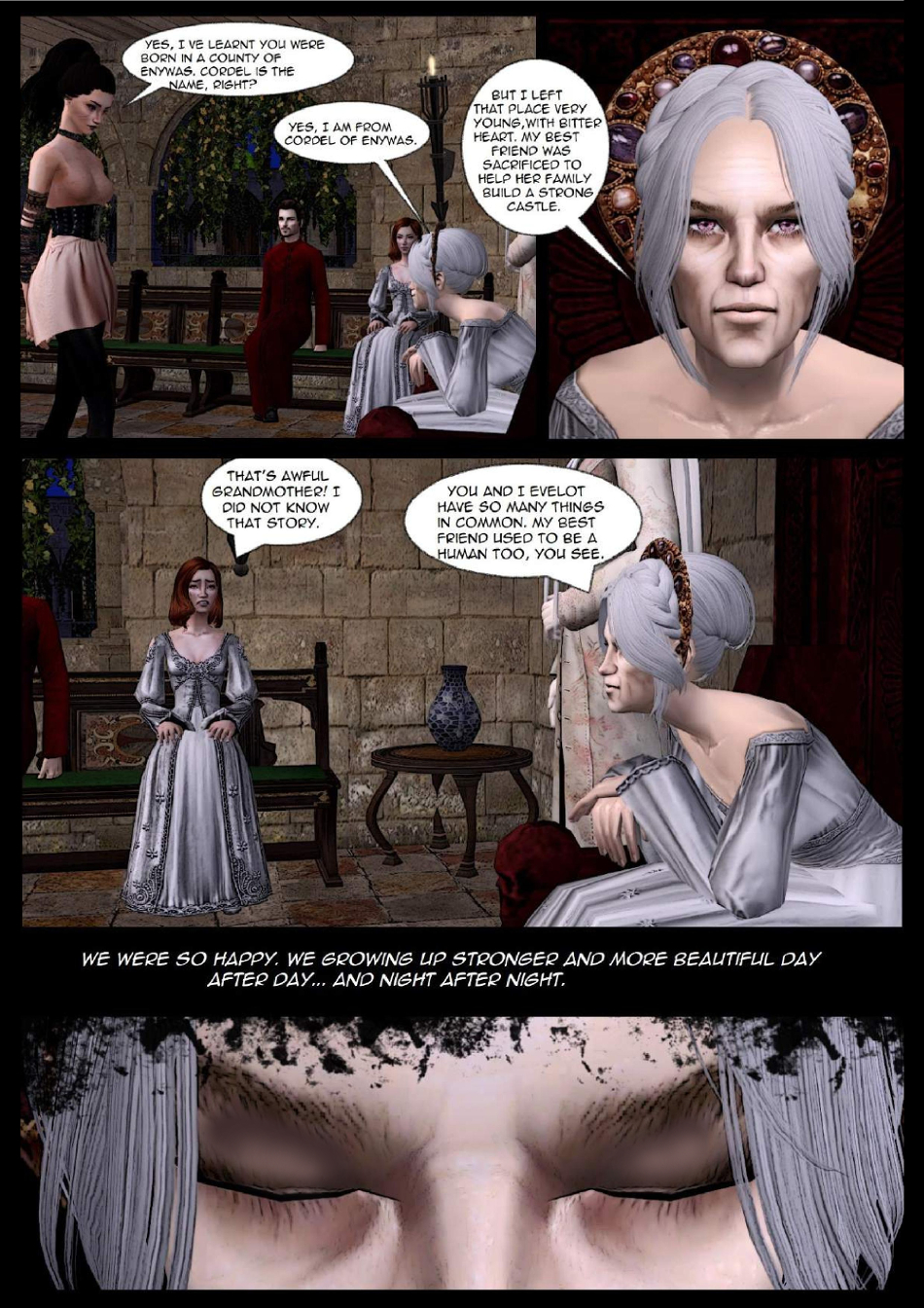 The haunted foundations p31