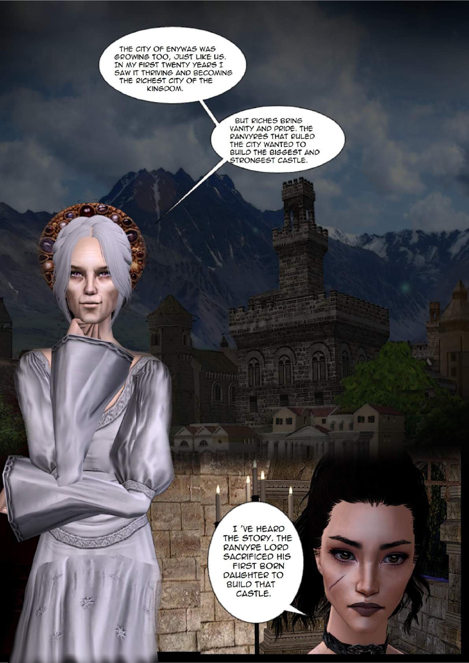 The haunted foundations p32