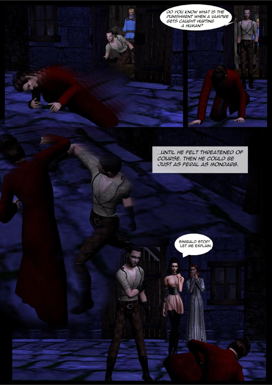 The Blackbear's tavern p18