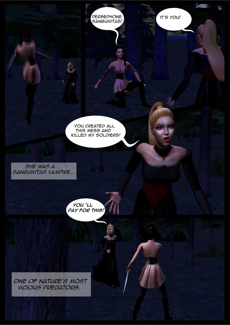 On the cold forest ground p13
